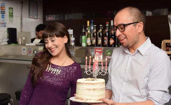 Torta de cumpleaños ideal