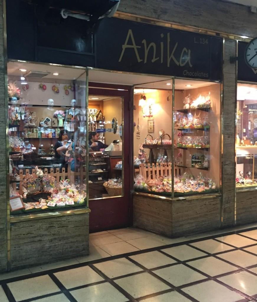 Chocolates Anika